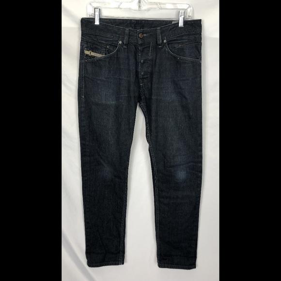 dca3a108 Diesel Jeans | Belther Slimtapered 0088z 29 X 32 | Poshmark